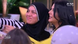 منى الشاذلي تفاجئ الأمهات بهدية الموبايل الرسمي للأم المصرية