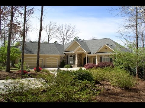 lakefront home for sale on lake keowee south carolina youtube