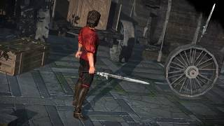 Path of Exile: Sin Sword Skin