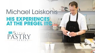 Michael Laiskonis - His Experiences at the PreGel ITC