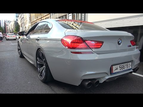 Manhart BMW M6 Gran Coupé w/ Catless Downpipes + Akrapovic Exhaust!!