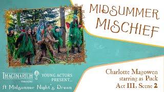 Midsummer Mischief - Charlotte Magowen