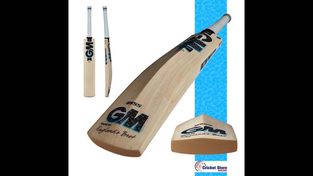 Gunn /& Moore 2019 GM Mythos DXM 808 Junior Cricket Bat