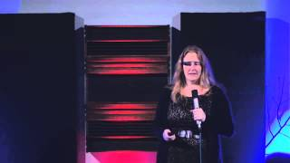 Google GLASS - advancement or dehumanization? Michele Dutcher at TEDxAlbany 2013