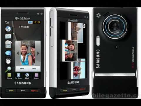 Samsung Highlight vs Samsung Memoir