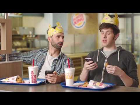 Burger King 199 Chicken Nuggets