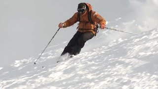 Урок 16 - Горные Лыжи Тренируйте стойку всегда