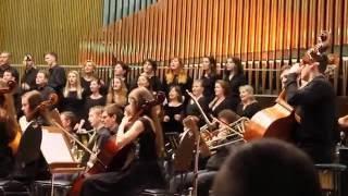 I Will Lift Up My Hands - Colin Vassel feat. Minsk Gospel Choir, conduct. Alex Fralou