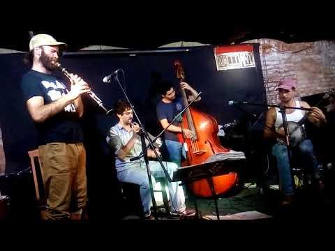 Jimbino Vegan & The jazz cannibals at massolit #2