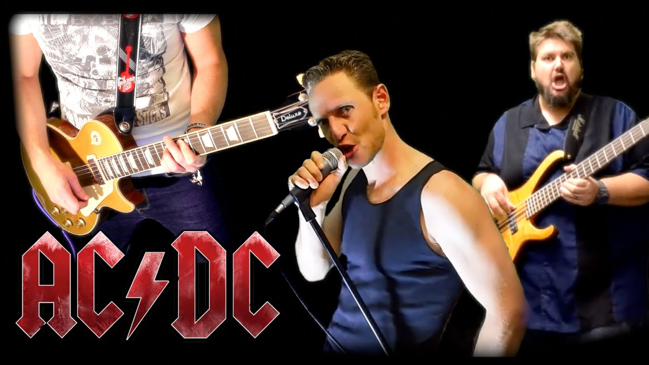 AC/DC Easy Song Tabs - ThoughtCo