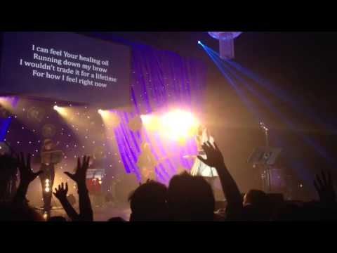 Kim Walker-Smith Healing Oil live at The Wiltern 3.9.13