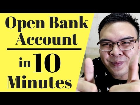 How to Open Bank Account in Philippines Fast and Easy - Eon Union bank