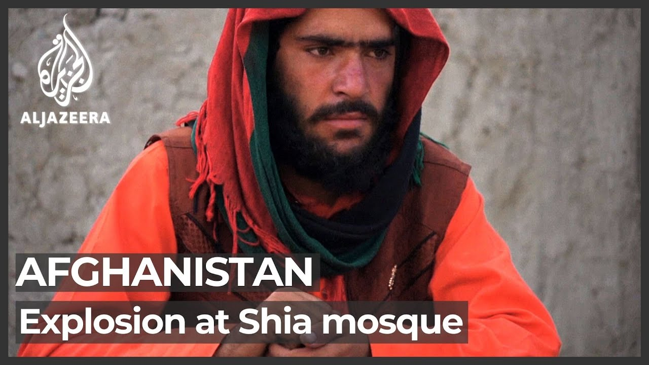Download Deadly explosion hits Shia mosque in Afghanistan's Kandahar