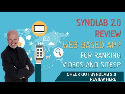 Syndlab 2.0  Review | Syndlab 2.0 Review & Demo | Syndlab 2.0 Review and Bonuses. http://bit.ly/2PlLNR0