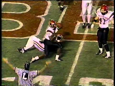SDSU vs. Arizona football (2nd half), 1997
