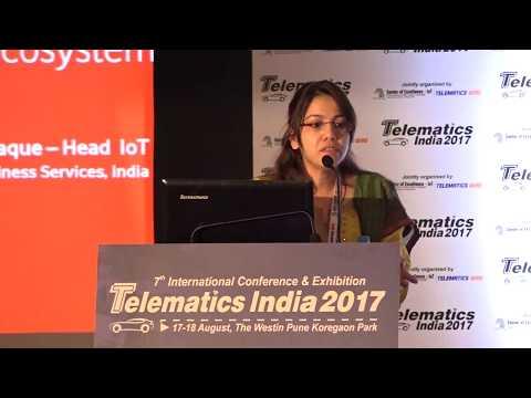 Farhana Haque, Vice President & Business Head- IoT, Vodafone