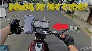 Primer vlog en mi segunda moto (Honda Tool 125)