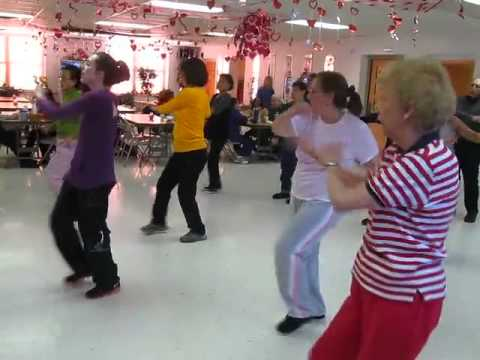 Juliet Gould   Zumba GOLD with Seniors