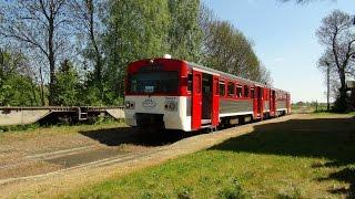 Führerstandsmitfahrt VT 2E - Stillgelegte Nebenbahn Egeln-Sta…