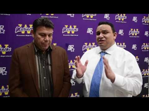 Jose Hernandez Interview with Mr. Rivera for the 2017 Mariachi Northwest Festival