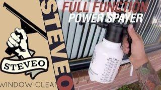 Full Function Power Sprayer
