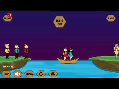 River Crossing IQ - IQ Test - Apps on Google Play
