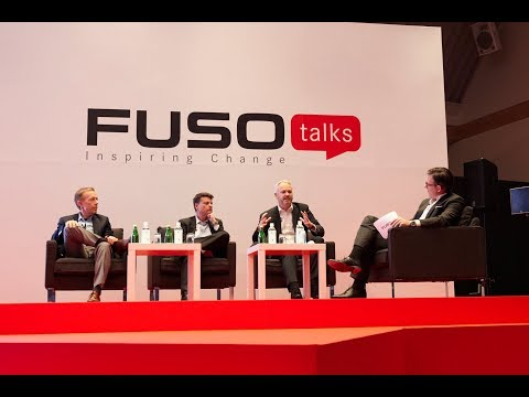 6th FUSO Talks | Embracing the Future Part II - Tim Marshall, Martin Ford, Neil Howe