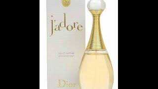 Resenha do perfume J'Adore Dior 😘