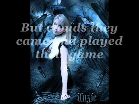 Nemesea- Angel In The Dark With Lyrics