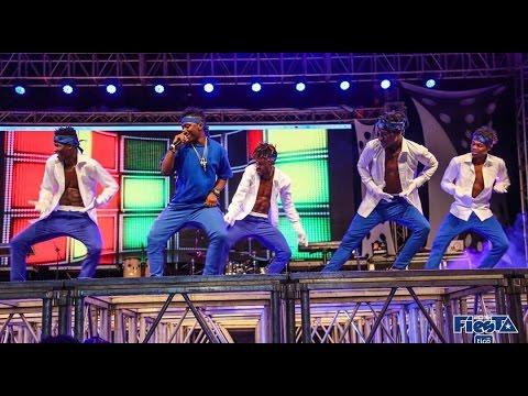 """Tazama Raymond (Rayvanny) alivyoperform """"Salome"""" kwenye jukwaa la Fiesta Leaders Club Dar es Salaam"""
