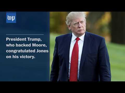 Download Youtube: Four reactions after Doug Jones wins Alabama's U.S. Senate special election