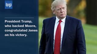 connectYoutube - Four reactions after Doug Jones wins Alabama's U.S. Senate special election