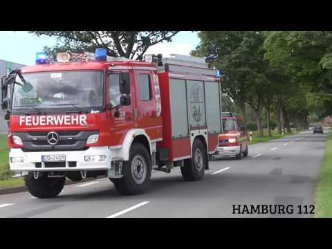 [Neufahrzeug]  Nagelneues MLF+MTF Freiwillige Feuerwehr Ottensen Landkreis Stade