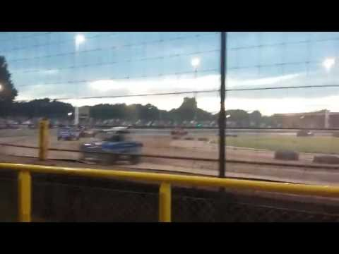 First National Micra #3 race at Arlington Raceway 7 September