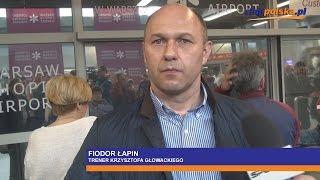 Łapin: Głowacki ostatnie rundy boksował na charakterze