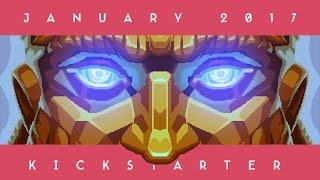 Top 5 Games on Kickstarter - January 2017