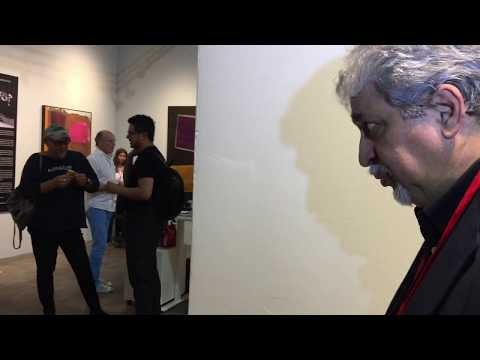 Jorge Gutierrez - Curator Presents Nela Arias-Misson Painter