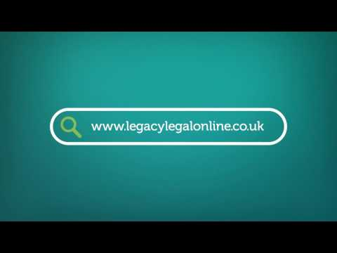 Legacy Legal online Will writing