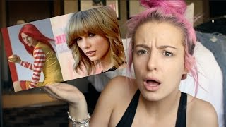 5 Taylor Swift conspiracy theories that TERRIFY ME