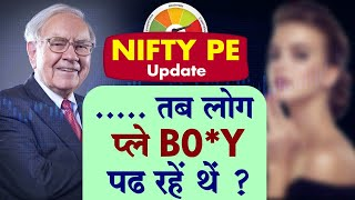 PE Nifty | How Nifty PE Is Calculated | Price Earnings ratio | Nifty PE Ratio | Aryaamoney