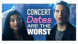 Dating With Footnotes: Why Concert Dates Are The Worst