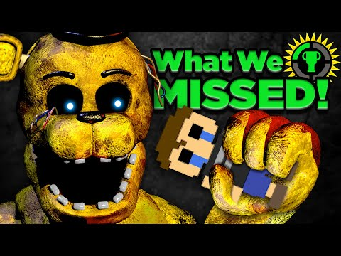 Game Theory: Did Reddit Just SOLVE FNAF? - The Game Theorists