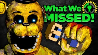 Game Theory: Did Reddit Just SOLVE FNAF?