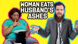 The Woman Who Eats Her Husband's Ashes (My Strange Addiction)