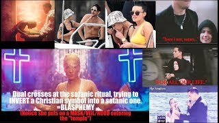 """Hail Artemis"": HALSEY & G-EAZY SATANIC UNION/DEDICATION SONG ""Him & I"" EXPOSED (reversed)"