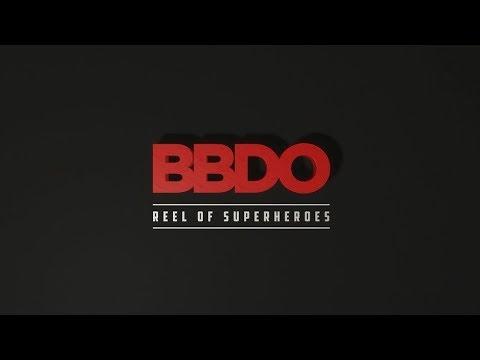 BBDO Showreel 2017