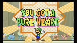 Super Paper Mario Chapter 7 Boss