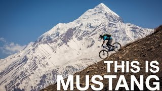 Nepal Mountain Bike - This is Mustang