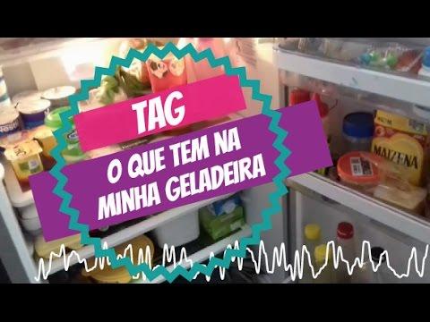 Tag: O QUE TEM NA MINHA GELADEIRA - Camila Costa