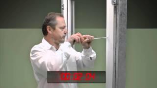 bezpečnostní test | plastová okna | eurookna | okenní kování MACO (čti mako)